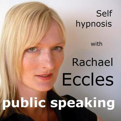 Public Speaking: Confident, anxiety free public speaking self hypnosis 3 track MP3