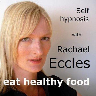 Eat Healthy Food, Self Hypnosis, Hypnotherapy, Meditation Hypnosis CD