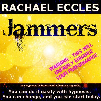 Better Roller Derby Hypnotherapy (Jammers) Hypnosis CD