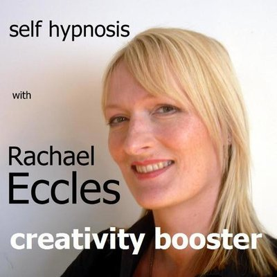 Creativity Booster, Self Hypnosis Hypnotherapy CD