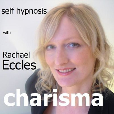 Develop Charisma 3 track Hypnotherapy Self Hypnosis CD