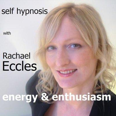 Energy & Enthusiasm Hypnotherapy Self Hypnosis CD