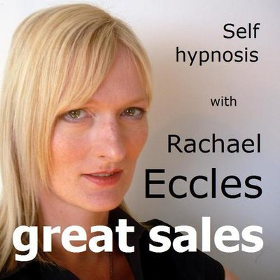 Great at Sales, 3 track Hypnotherapy Self Hypnosis CD