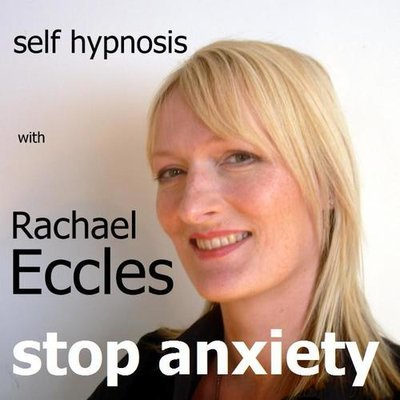 Stop Anxiety,  2 track Hypnotherapy Self Hypnosis CD