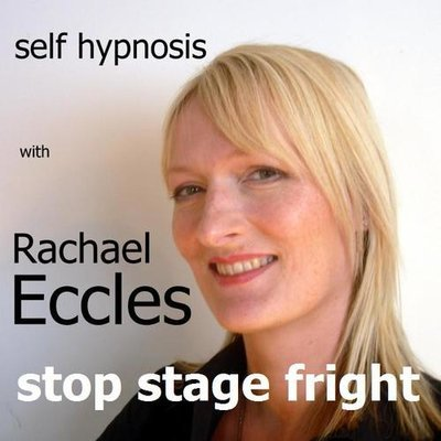 Stop Stage Fright Hypnosis, Hypnotherapy CD