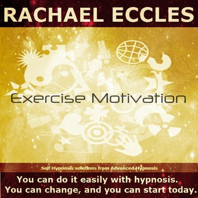 Exercise Motivation Hypnosis for Weight Loss and Fitness, Motivational Self Hypnosis, Hypnotherapy 3 track CD