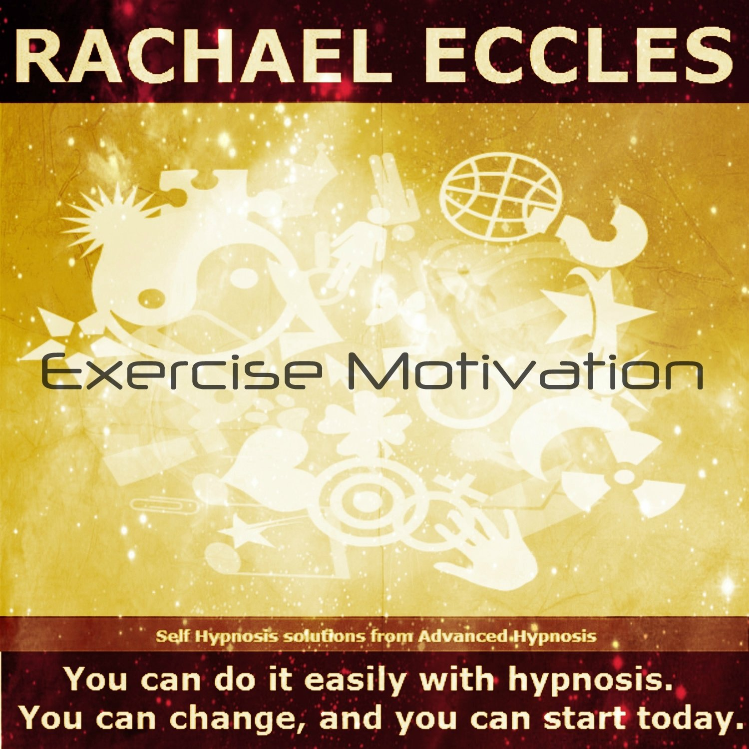 Exercise Motivator Self Hypnosis 3 track Hypnotherapy MP3 Download