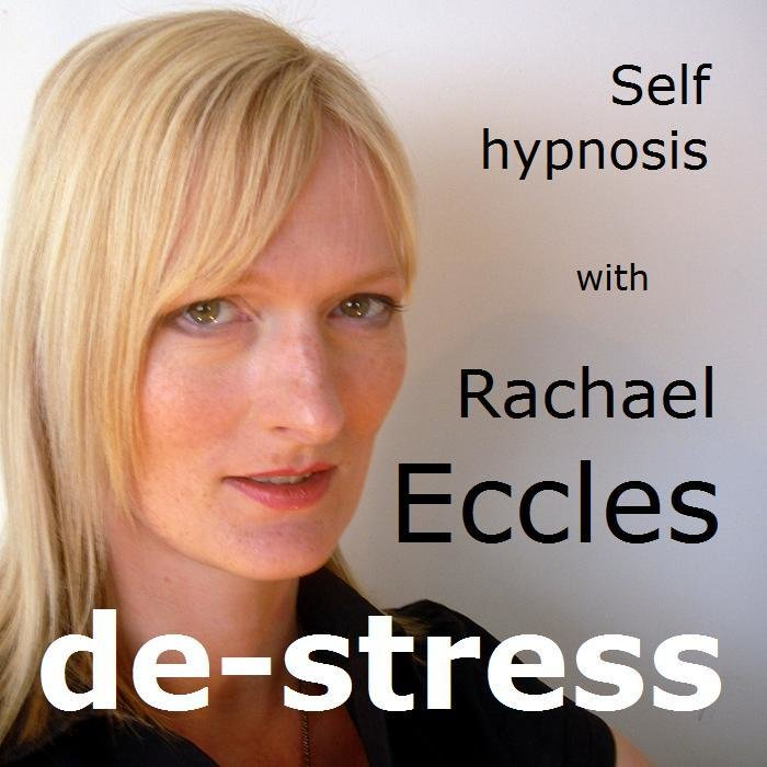 De-stress, Stress reduction, 2 track Self Hypnosis Hypnotherapy MP3 Download