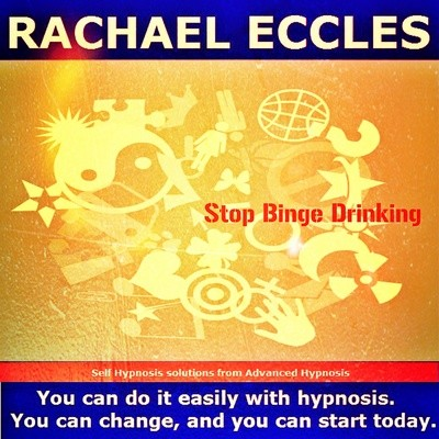Stop Binge Drinking 2 tracks hypnotherapy self hypnosis MP3