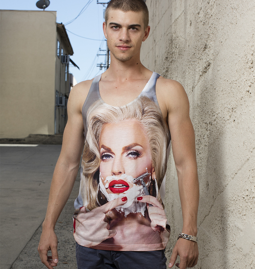 Why Drag? Tank by Magnus Hastings CA-Magnus-Tank
