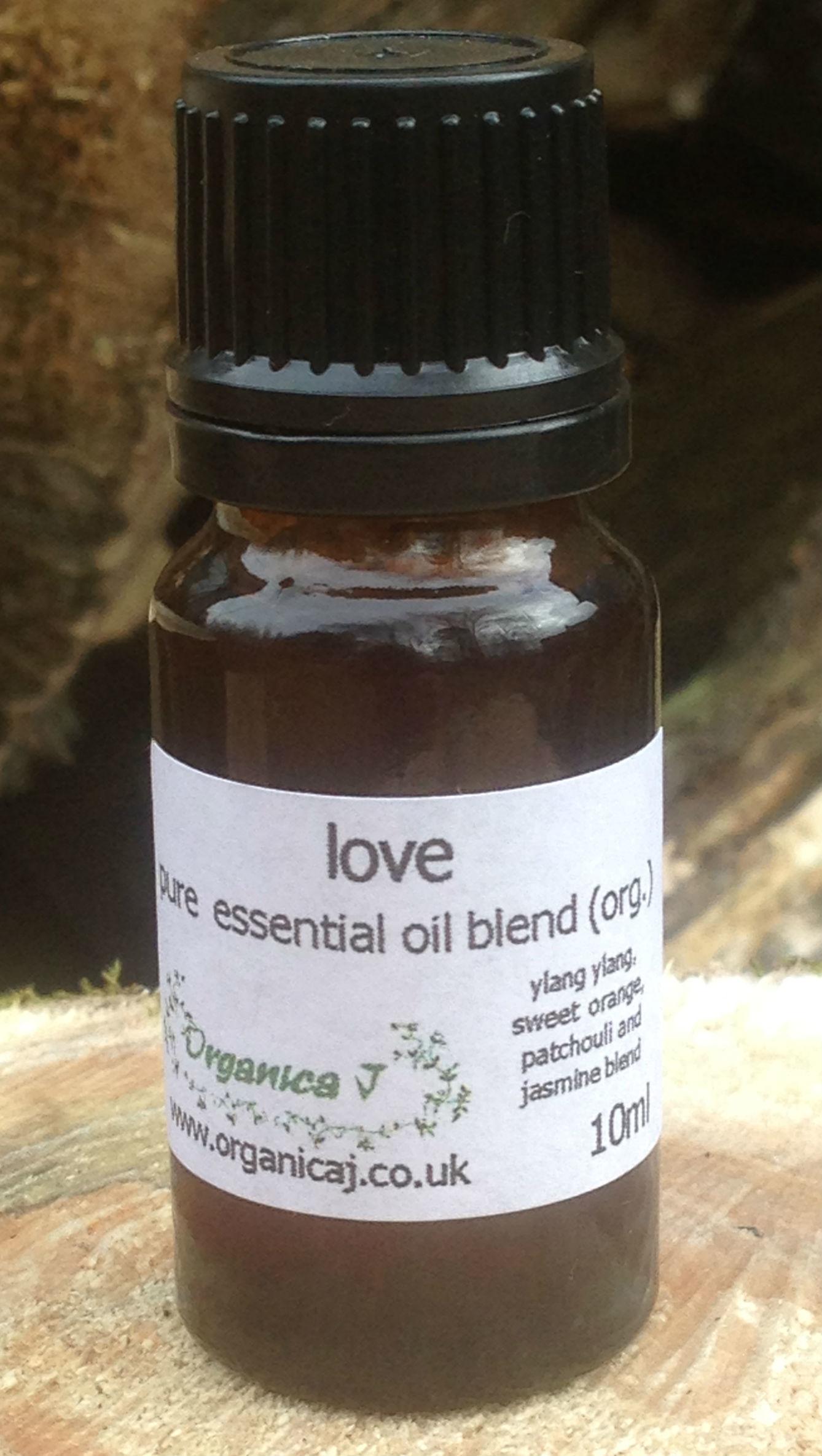 Love Essential Oil Blend EOB06
