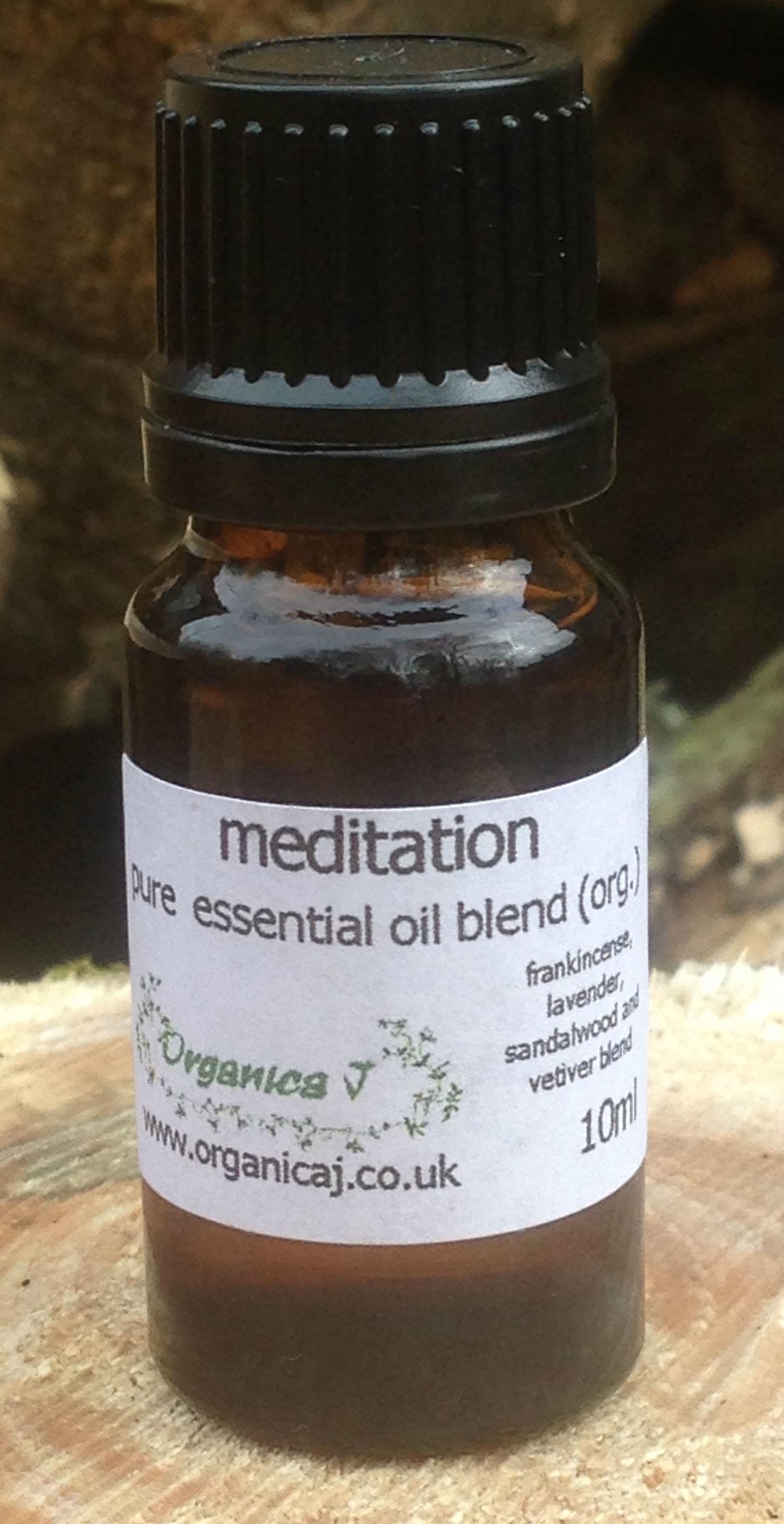 Meditation Essential Oil Blend EOB07