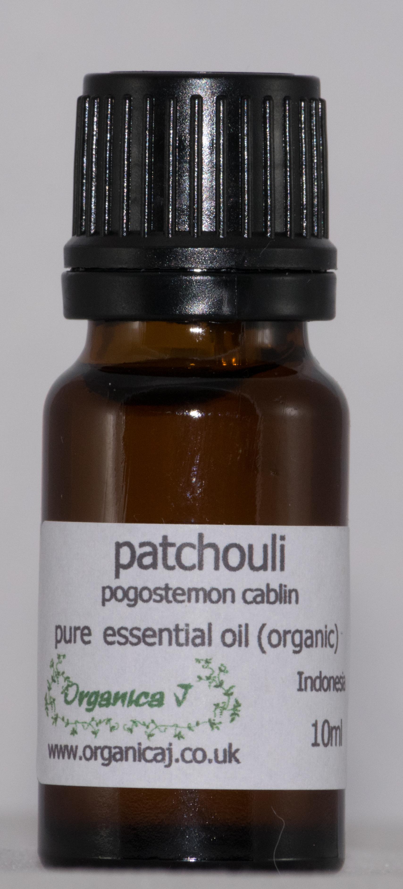 Patchouli (pogostemon cablin) 0E0012