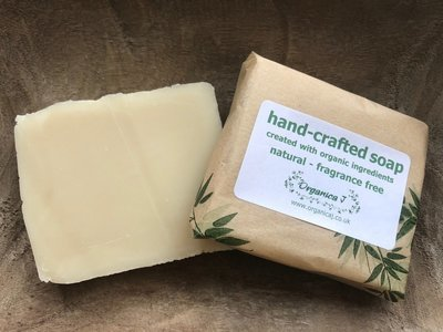 Natural - Fragrance Free Soap