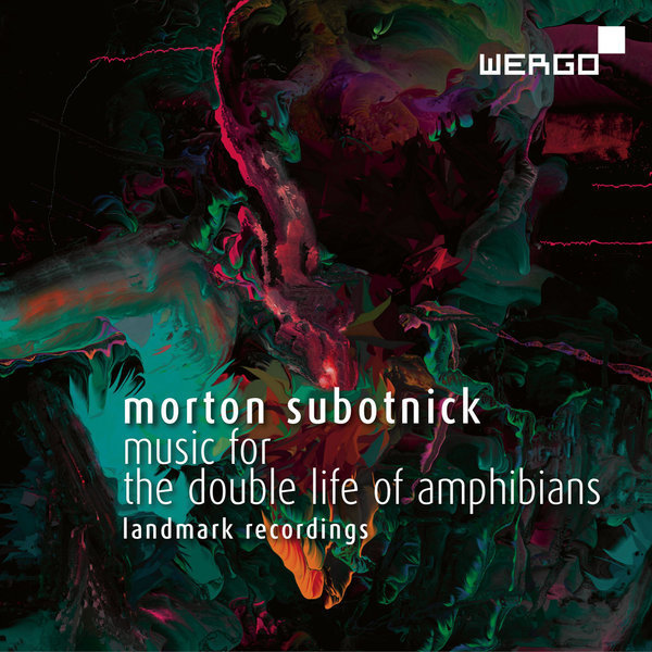 The Double Life of Amphibians (CD)