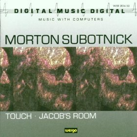 Touch/Jacob's Room (CD)