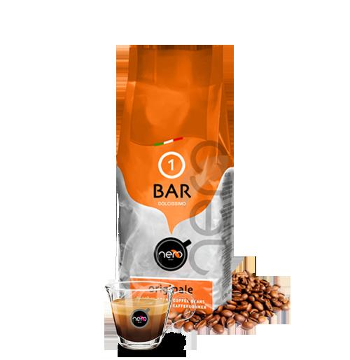Bar N°1 / En grains / 1 Kg