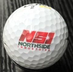 Custom Printing on Golf Balls