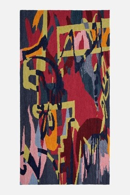 Nepalese flat woven soumac size 300 x 150 Final Reduction