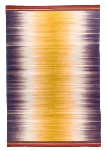 Gelim Ochre and Indigo 300 x 240 cm