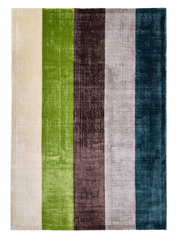 Indian Cut loop stripe design in Viscose size 240 x 170 was £995