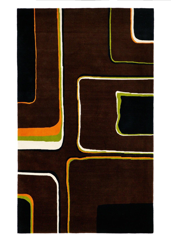 Nepalese Majori design 100 knot rug size 240 x 150 cm was £1,750