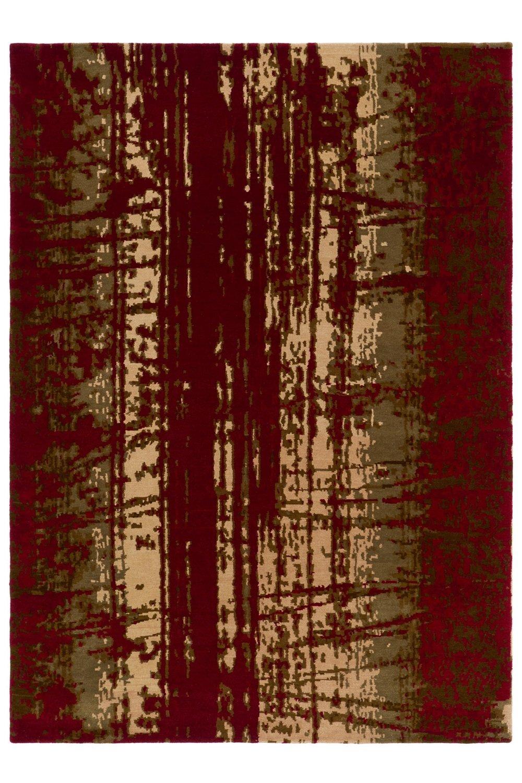 Nepalese LH design rug size 180 x 130 was £1050