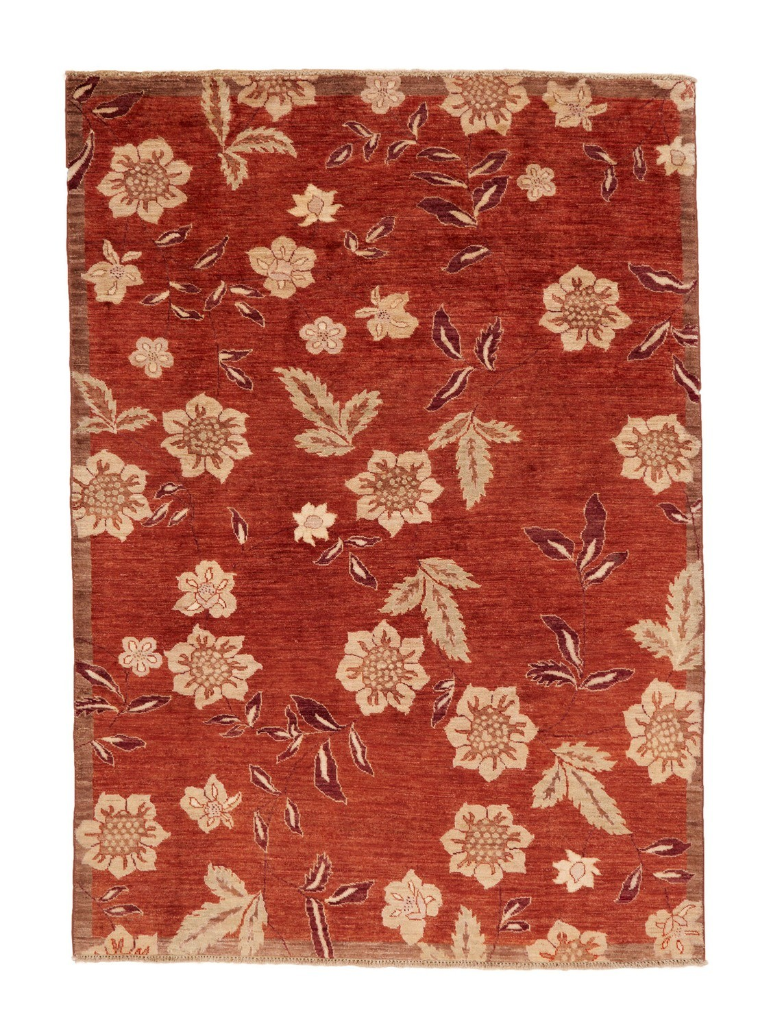 Pakistan Khyber in natural dyes size 2.37 x 1.69 was £1,295