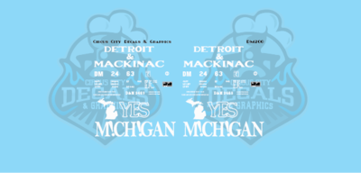 Detroit & Mackinac