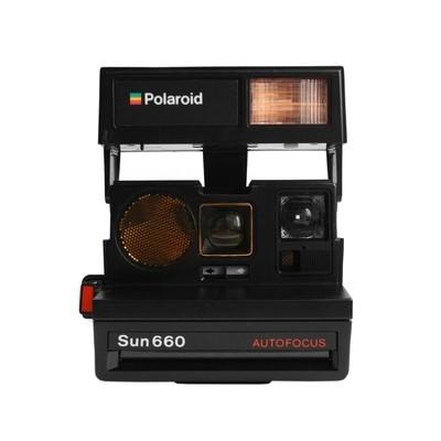 Polaroid Sun 660 Autofocus