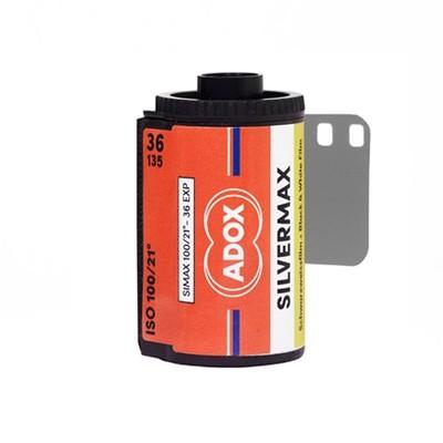 ADOX Silvermax 100 35mm