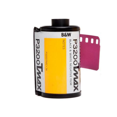 Kodak T-MAX P3200 35mm