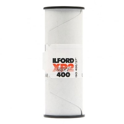 Ilford XP2 Super 400 120