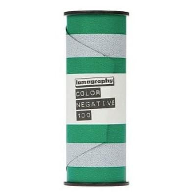 Lomography Color Negative 100 120 (1 шт)