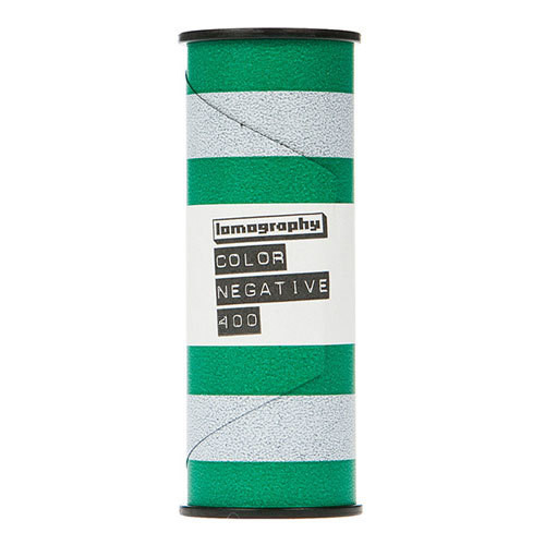 Lomography Color Negative 400 120 (1 шт)