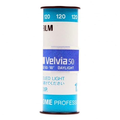 Fujifilm Velvia 50 120