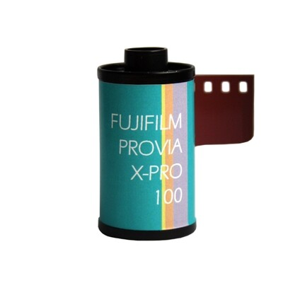 Fujifilm Provia X-pro 100 35mm