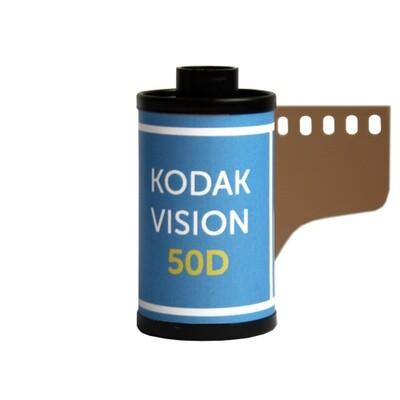 Kodak Vision3 50D 35mm