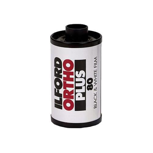 Ilford Ortho Plus 80 35mm