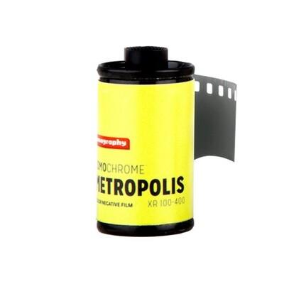 Lomography LomoChrome Metropolis XR 100-400 35mm