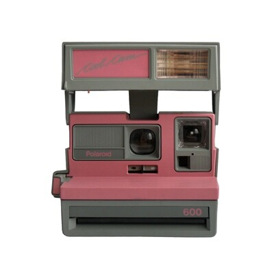 Polaroid 600 Cool Cam Pink