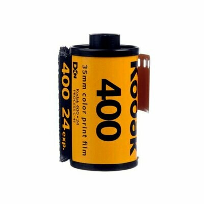 Kodak Ultramax 400/24 35mm