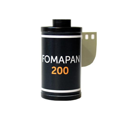 Fomapan 200 35mm