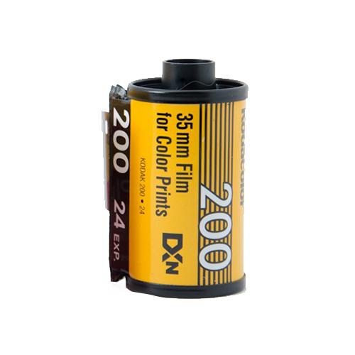 Kodak ColorPlus 200/24 35mm