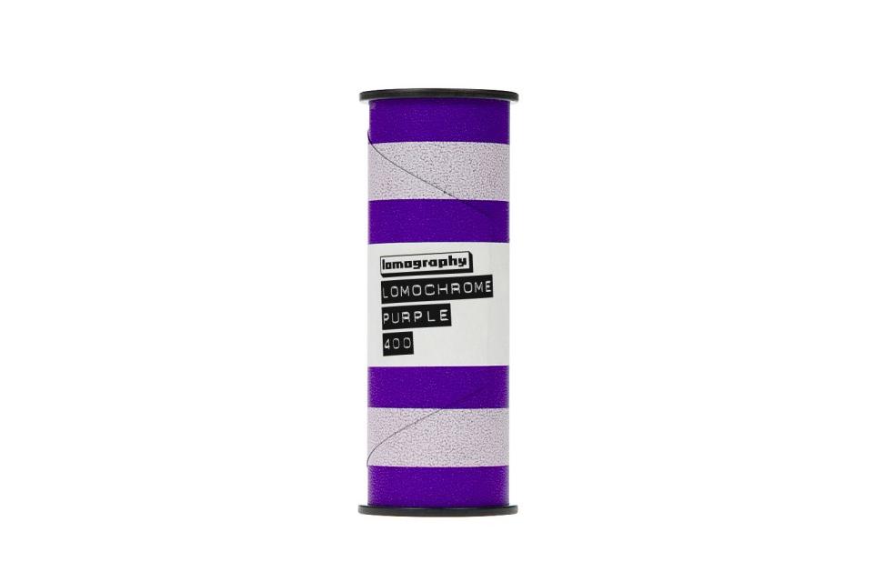 Lomography LomoChrome Purple XR 100-400 120 f4120lcp