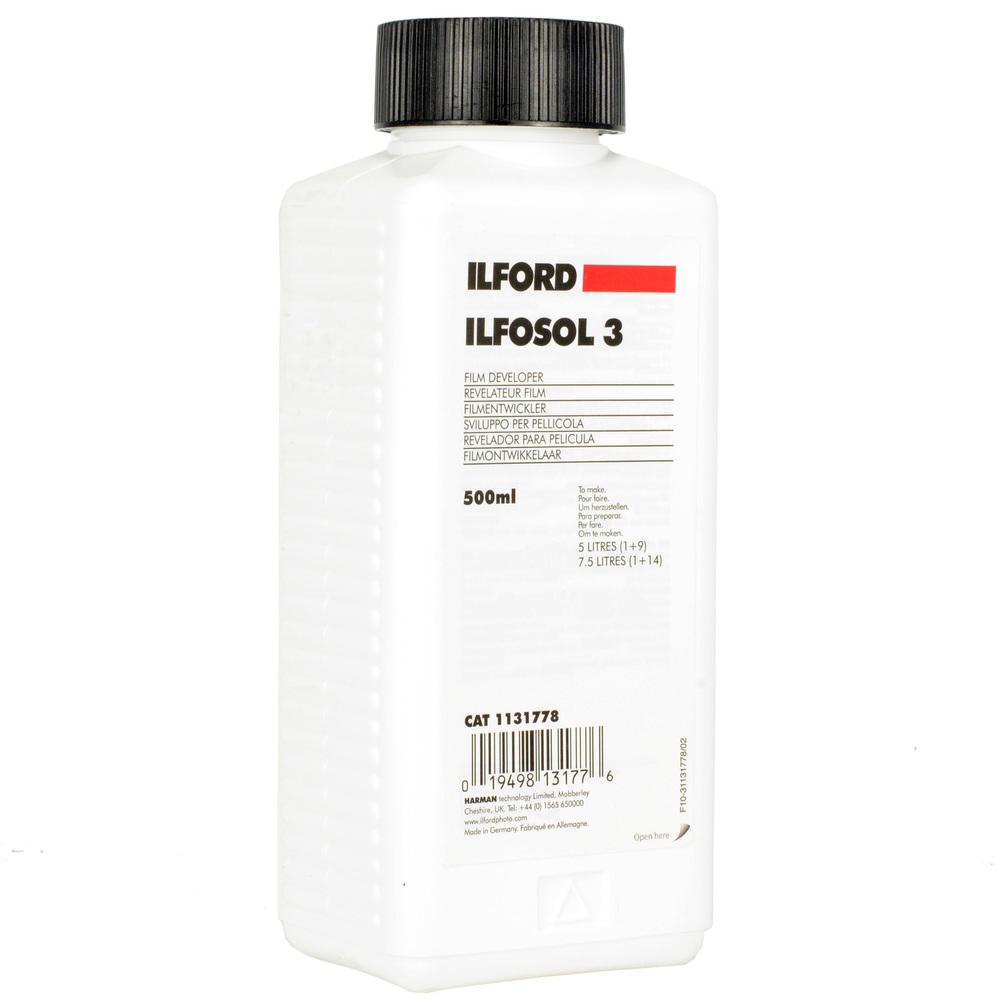 Ilford Ilfosol 3 500мл.