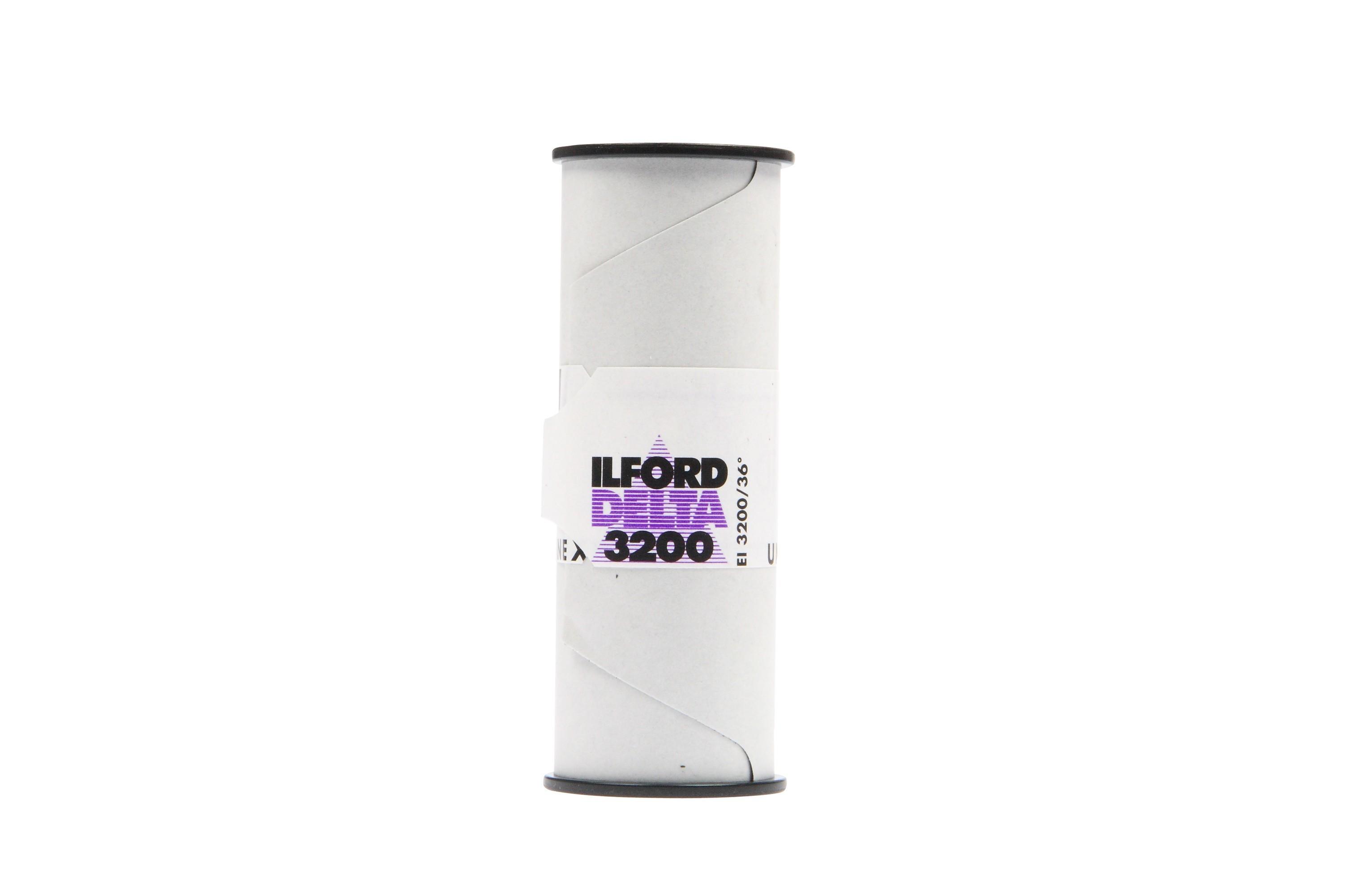 Ilford Delta 3200 120 f3120delta