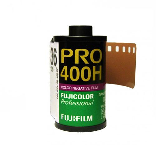 Fujifilm PRO 400H 35mm f436proh