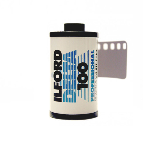 Ilford Delta 100 35mm