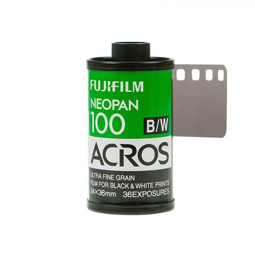 Fujifilm Neopan Acros 100 35mm